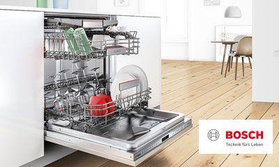 Bosch Geschirrspuler Mit Perfectdry Kuche Kaufen Kuchenstudio